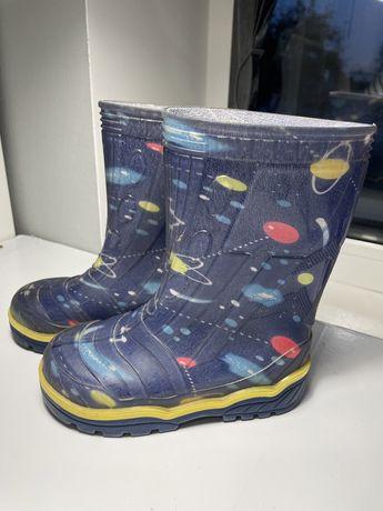 Б/У дитячі резинові чоботи Litma 26 розміру