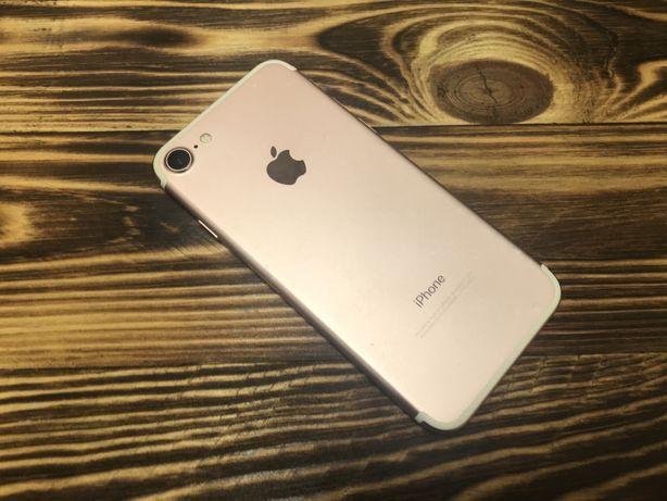 Apple Iphone 7 32 Rosegold Neverlock смартфон/телефон/айфон/оригинал