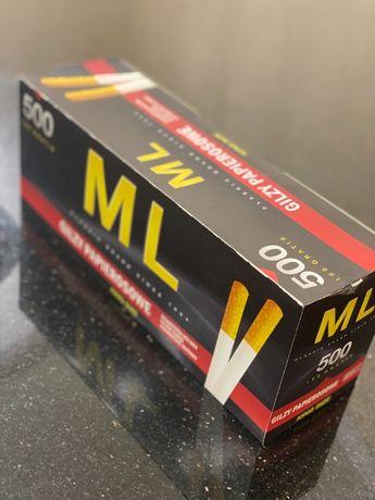 Гильзы для сигарет, Сигаретные гильзы, сигаретні гільзи, для табака ML