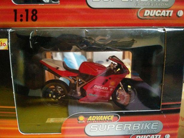 Coleção Motas Ducati
