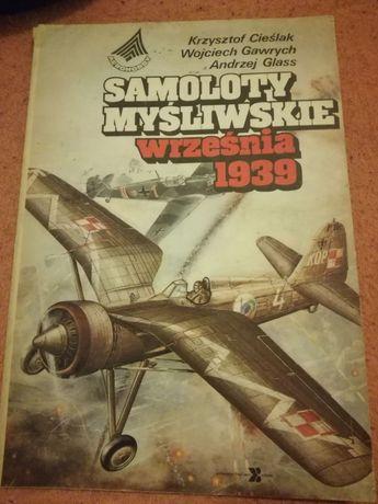 Samoloty myśliwskie września 1939 - K.Cieślak, W.Gawrych