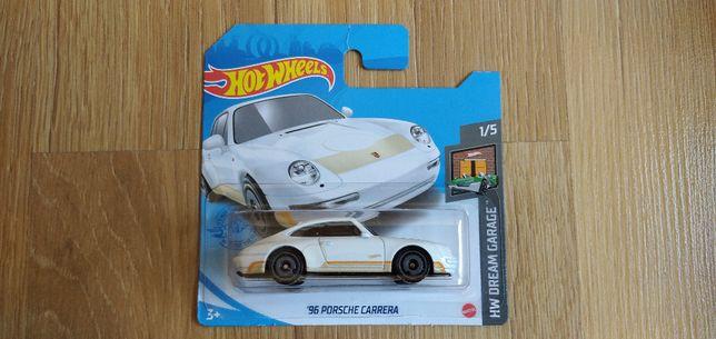 Hot Wheels Porsche 911 Carrera