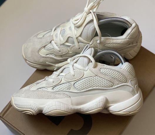 Adidas Yeezy 500 Bone White оригинал женские изи буст белые 40