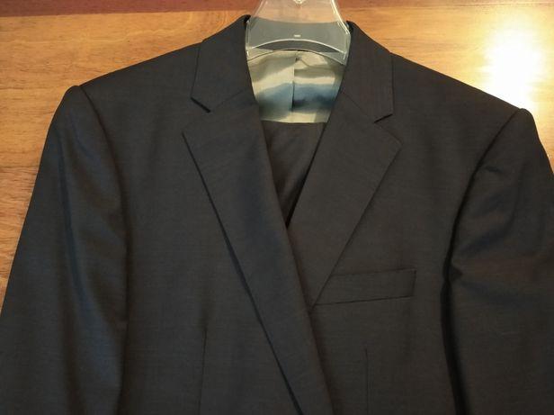 garnitur PierreCardin, 100% wełny rozm. 50 (L) śmiesznie tanio