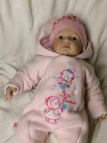 Oryginalna lala lalka niemowlę bobas reborn by Reva Schick, okazja