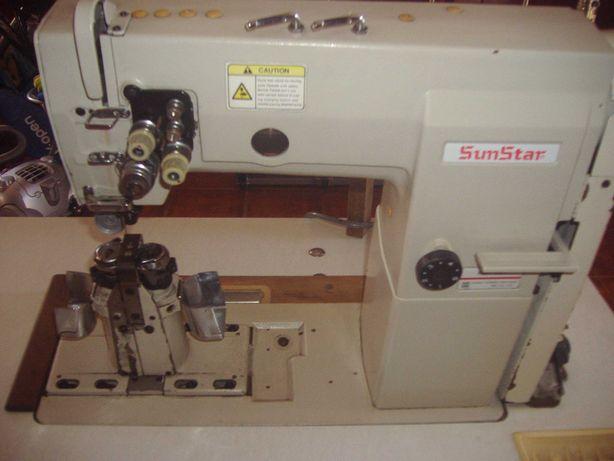 Máquina costura/gaspear