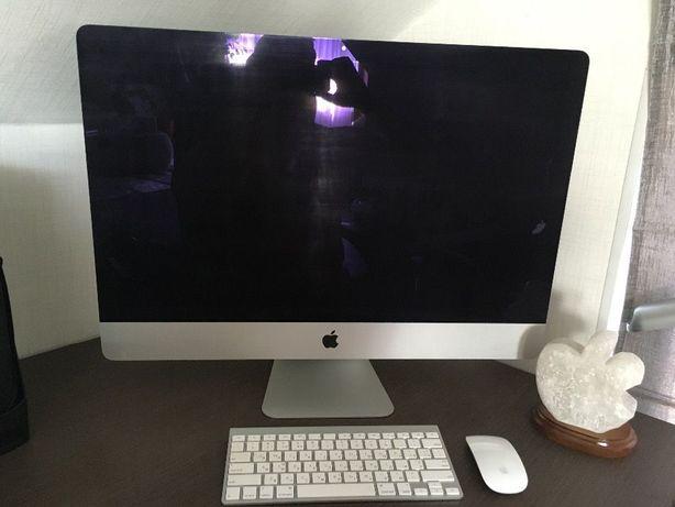 iMac 27 (2012) DDR3 12GB, 3.2 Intel Core i5, GTX 675MX 1024 MB nvidia