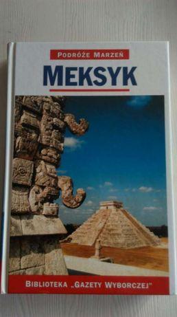 Książka podróże marzeń-meksyk