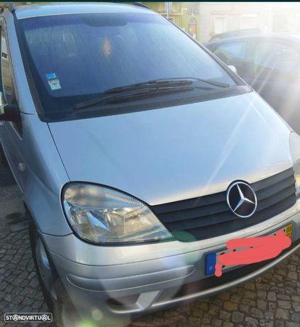 Mercedes-Benz Vaneo 1.7 CDi Family 7L