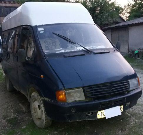 ГАЗ 32213 Газель