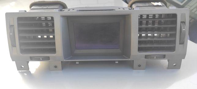 Бортовой компютор с рамкой