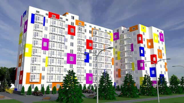 ЖК Воробьевы Горы Family - новый формат жилья! В продаже 1ком квартира
