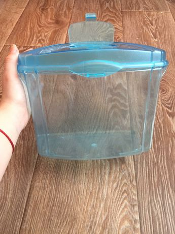 Контейнер для улиток террариум аквариум