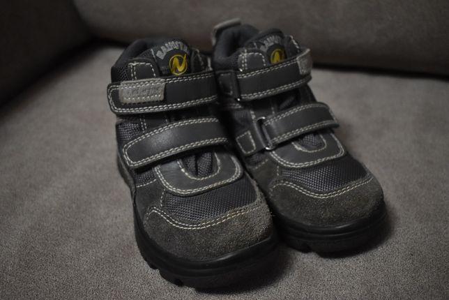 Детская обувь Naturino (Натурино) 26 р. ботинки сапожки на меху сапоги