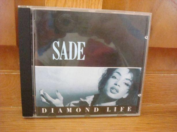 CD Sade - Diamond Life ( CD Novo E Original )
