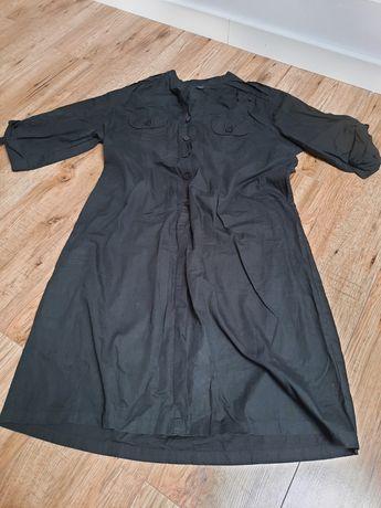 Sukienka Next kolor butelkowa zieleń