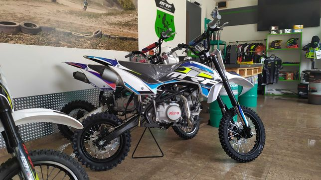 Minicross, pitbike MRF 140RC