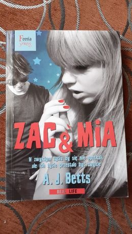 Zac & Mia A.J. Betts
