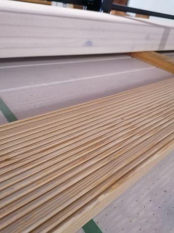 Deska tarasowa modrzew syberyjski 25x140 WROCŁAW