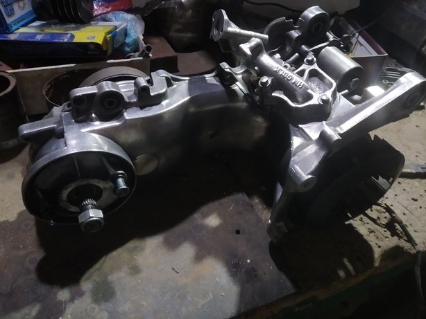 Продам нульцевый мотор на Дио 34,35 zx