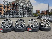 "Felgi aluminiowe Nissan 17"" 5x114,3 6,5j et50 kia dacia renault itp."