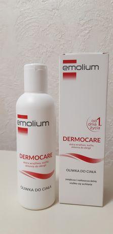 Массажное масло для тела Emolium Dermocare Польша