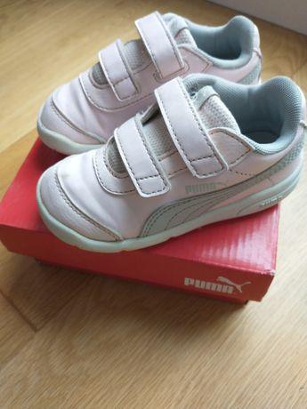 Buty adidasy dziewczęce Puma, r. 23 butki dziecięce