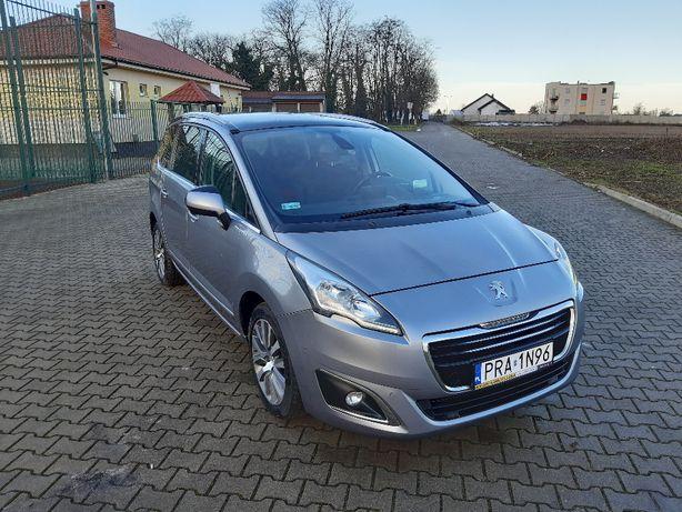 Peugeot 5008 2.0HDI 163 KM