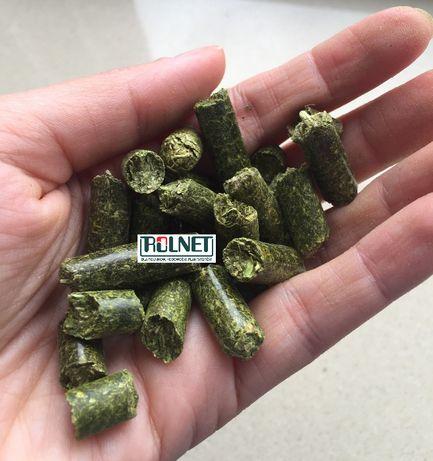 Lucerna premium w pellecie Wysokowartościowa 17% białka