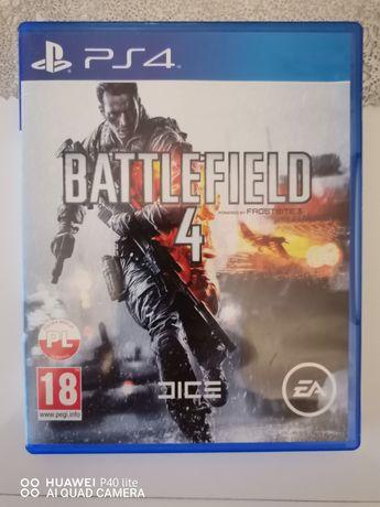 Ps4 Battlefield 4 pl (możliwa zamiana)