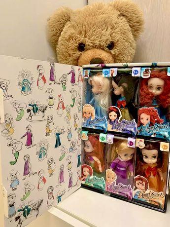 Детский набор Кукол. Детская кукла для девочек