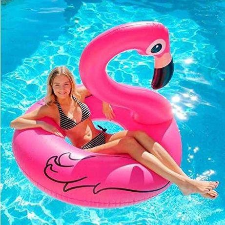 Flamingo Insuflável Novo
