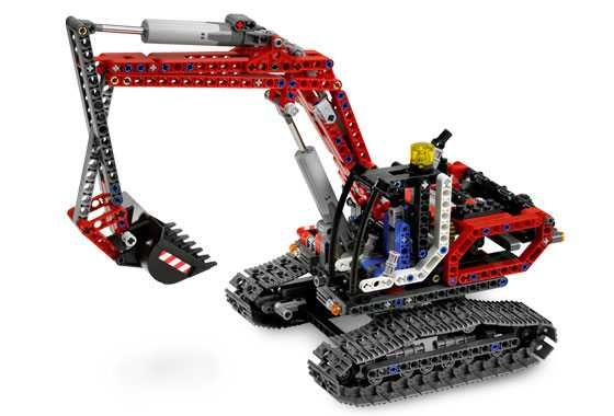 Lego Technic 8294 Koparka
