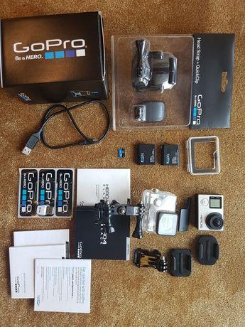 GoPro Hero 4 Black Edition + Acessórios