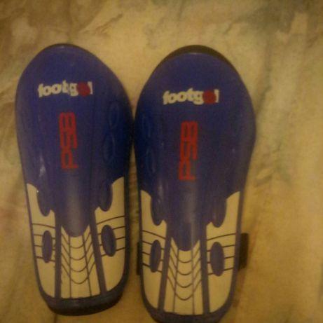 Футбольные щитки для ног, детские