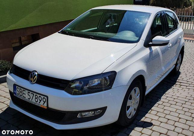 Volkswagen Polo VW Polo 6R 1.2 60km, Niski przebieg