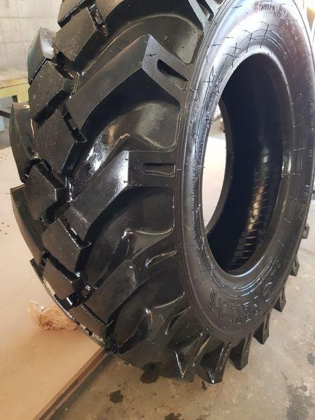 Um pneu de Máquina