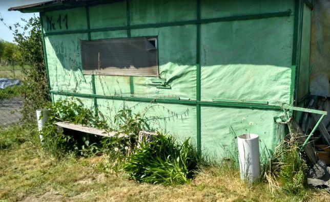 Oddam za darmo drewnianą wiatę/domek/budkę oraz ustęp