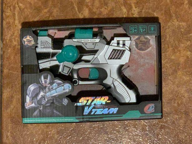 Pistolet zabawkowy