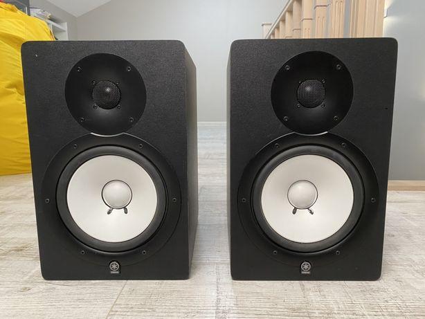 Yamaha HS80M Студийные мониторы колонки акустика профессиональная