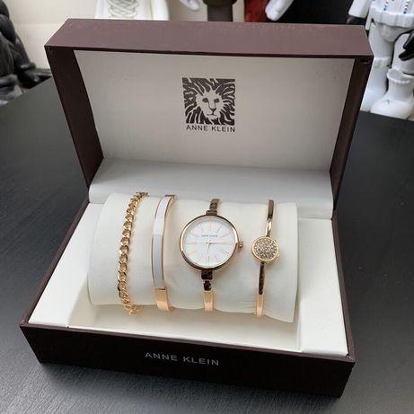 Подарочный Набор Anne Klein Наручные часы/Браслеты