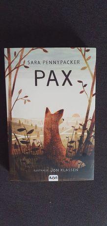 Książka Pax Sara Pennypacker