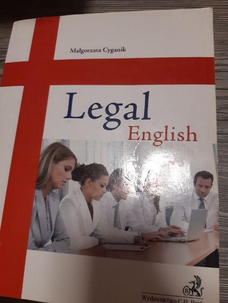 Legal English Cyganik Małgorzata