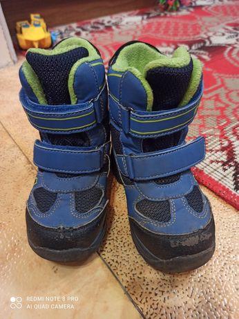 Продам зимние термо ботинки B&G