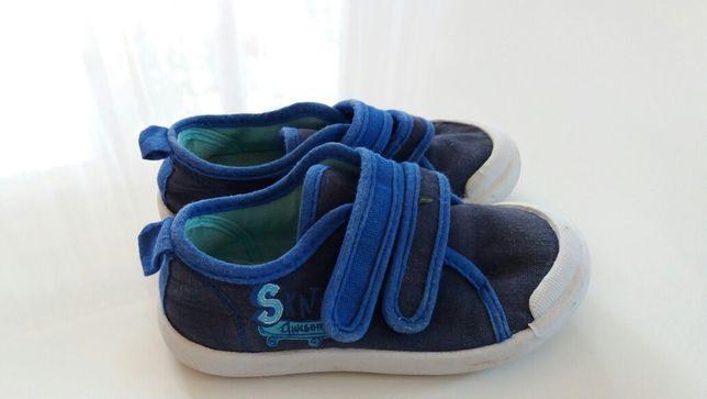 Buty trampki sportowe dla chłopca rozmiar 26