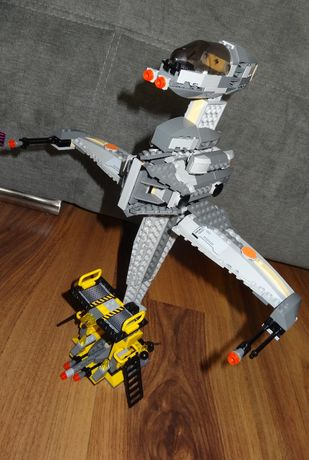 Lego Star Wars 6208 B-Wing Fighter zestaw klocki