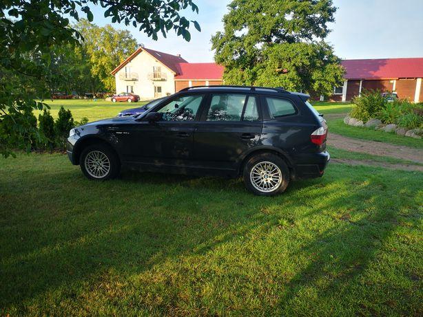 Alufelgi BMW x3 OEM Oryginalne 17 cali