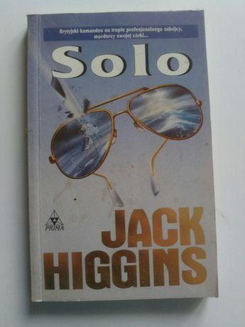 Solo Jack Higgins