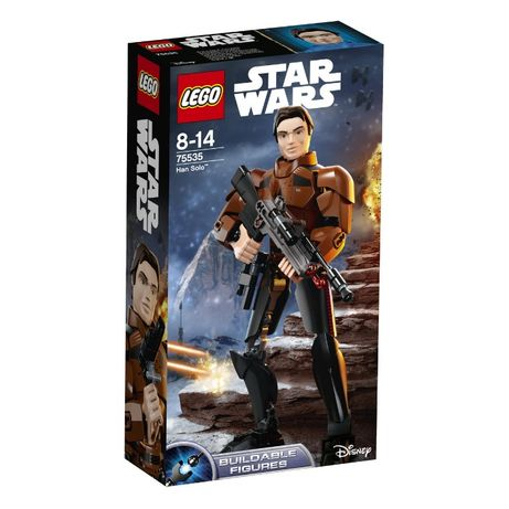 LEGO Star Wars Han Solo 75535 klocki