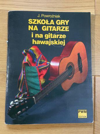 Szkoła gry na gitarze i na gitarze hawajskiej